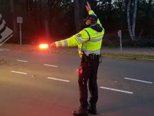 Zeven voertuigen in beslag genomen bij controle in Voorst