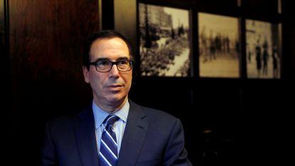 """VS-minister van Financiën en Saoedische kroonprins beklemtonen """"strategisch partnerschap"""""""