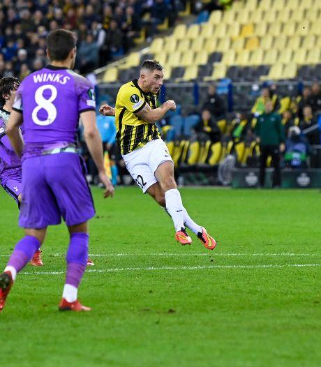 Wittek scoort alleen mooi én in Europa voor Vitesse: Bundesliga is mijn droom, daar maak ik geen geheim van