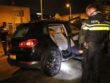 Navigatiedieven pogen auto in brand te steken in Overvecht