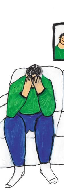 Na de dood van zijn vrouw ging Tobias weer daten: 'Suus behandelde me niet als een zielige man'