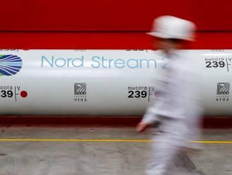 Eerste pijpleiding van omstreden Nord Stream 2 met gas gevuld