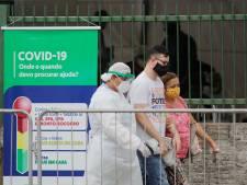 Le Brésil détecte un nouveau variant, le patient n'avait pas voyagé
