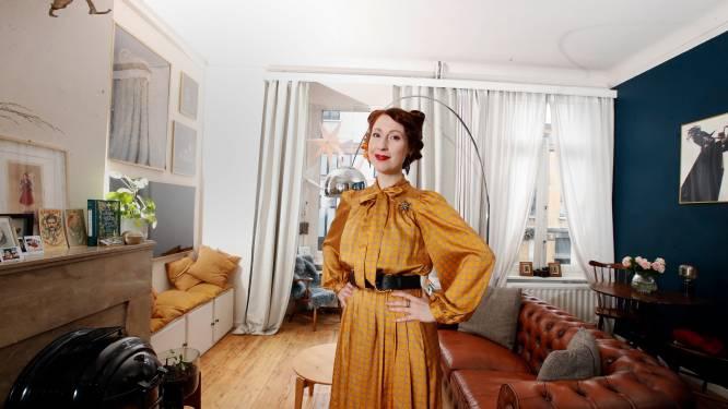 """BINNENKIJKEN. 'Bake Off'-jurylid Regula Ysewijn: """"In Londen hadden we voor dit geld enkel een garage kunnen kopen"""""""