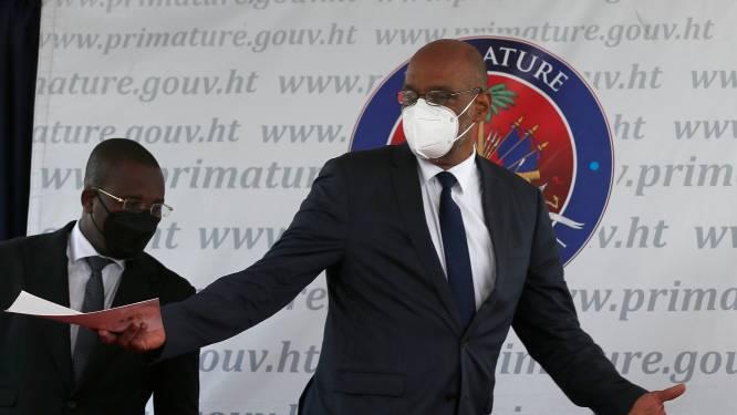 Premier Haïti verdacht van betrokkenheid bij moord op president