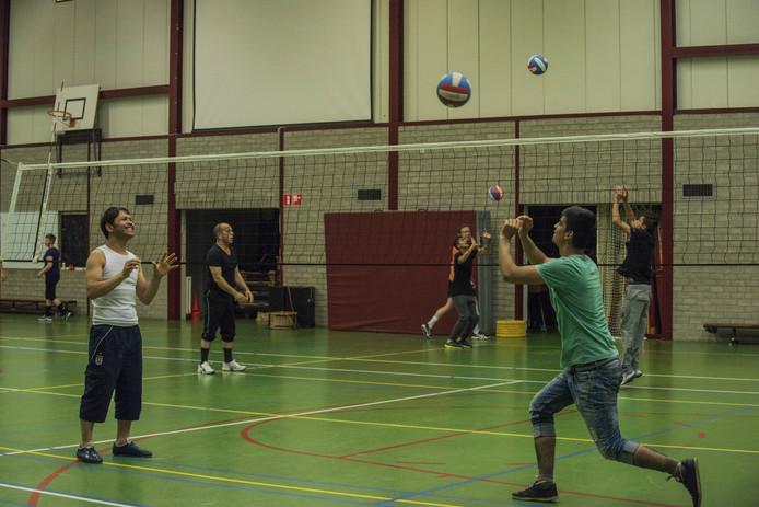 Vluchtelingen zijn citytrainers in Tilburg