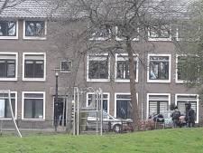 Een middag lang commotie om een rode Renault Clio in de Utrechtse wijk Ondiep