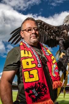 Publiek én Harly na vogelgriep weer terug in Deventer Adelaarshorst:  'Speciale avond'