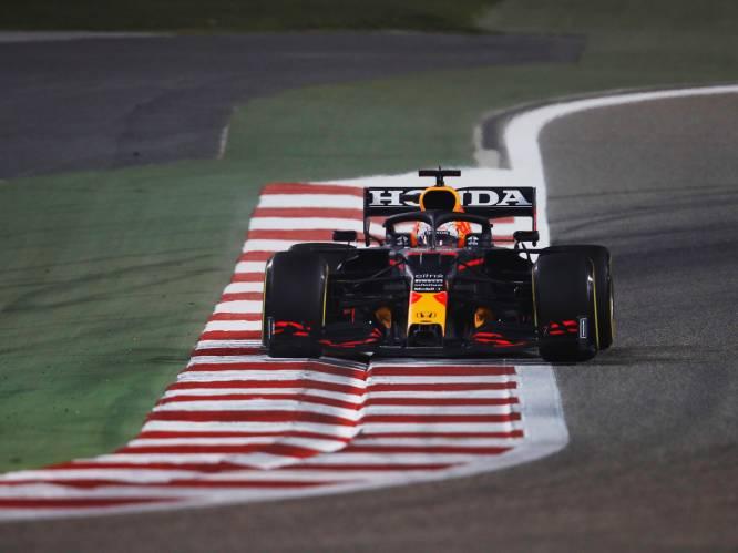 Verstappen zet snelste tijd neer op eerste testdag, Mercedes komt niet goed voor de dag