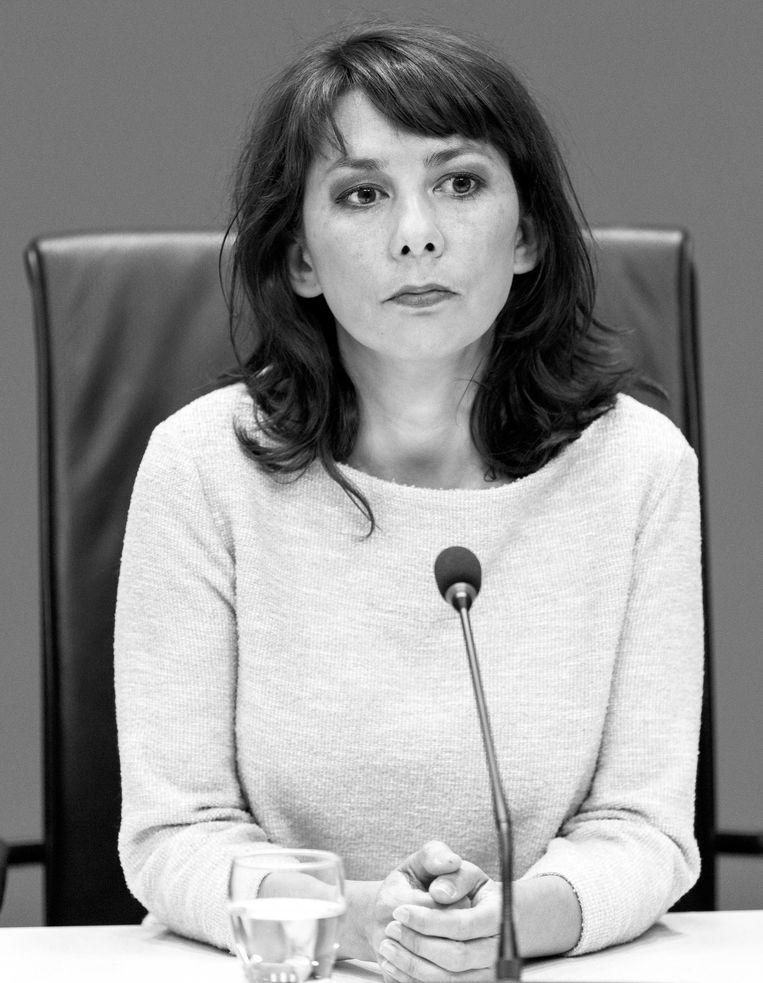 Mei Li Vos, Tweede Kamerlid voor de PvdA Beeld anp