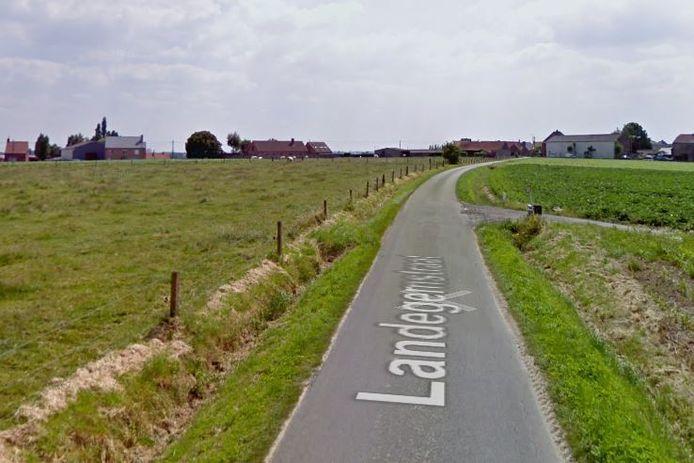 Ook de Landegemstraat wordt aangepakt.
