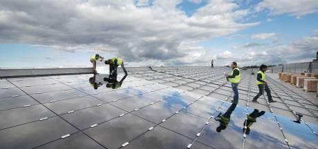 Nieuw bedrijf in Ede moet verplicht zonnepanelen op dak (laten) leggen