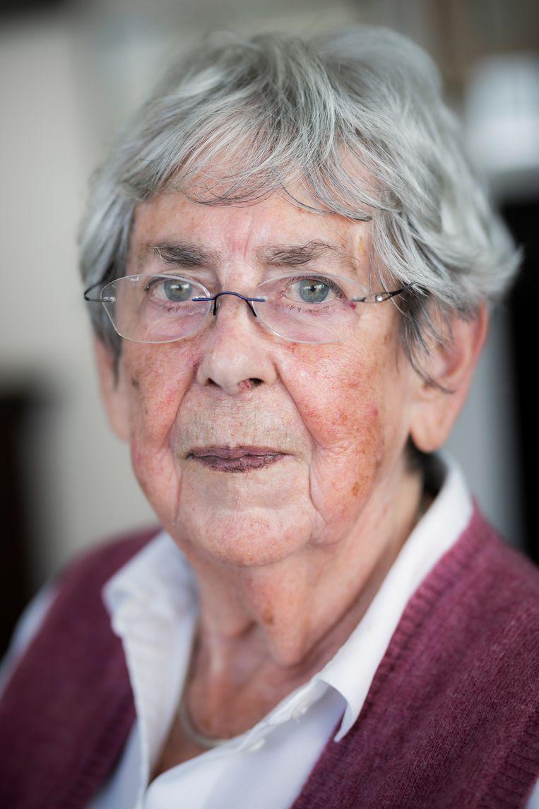 Jacqueline van Maarsen: ' Ik wilde Anne niet mythologiseren, maar juist vermenselijken.'  Beeld Marc Driessen
