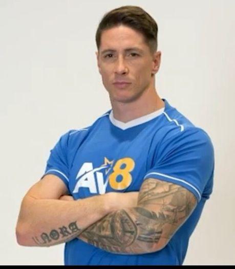 L'impressionnante transformation de Fernando Torres