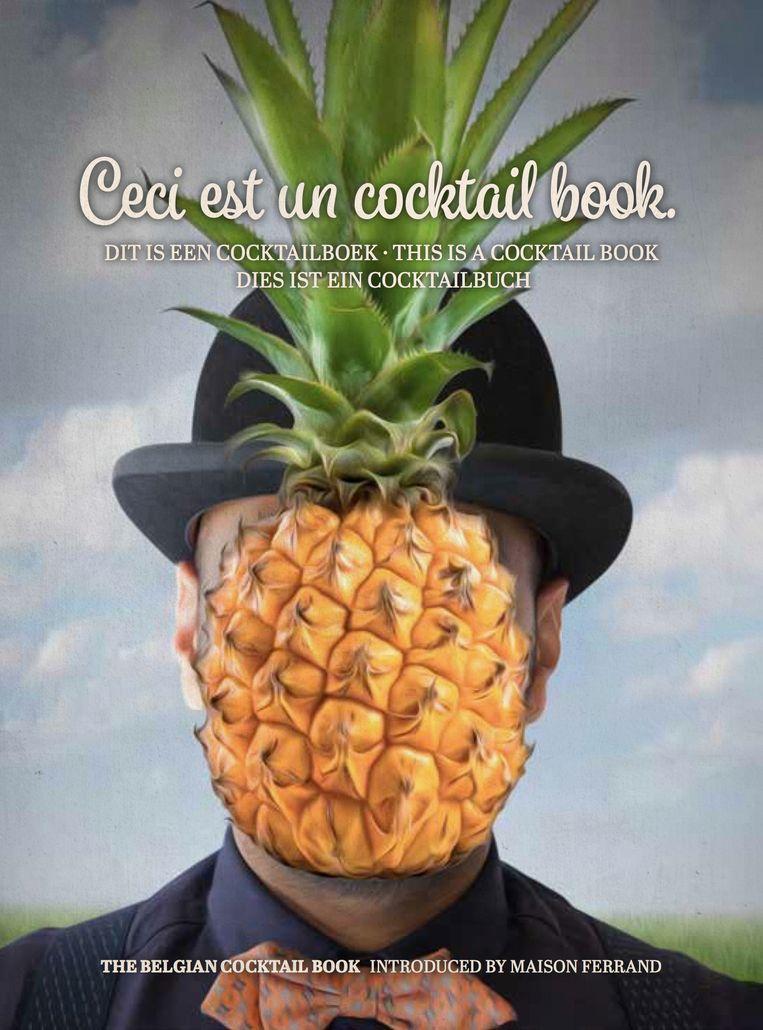 Ceci est un cocktail book Beeld RV