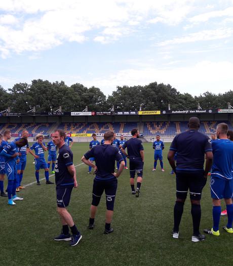 Ook bij RKC Waalwijk rolt de bal weer