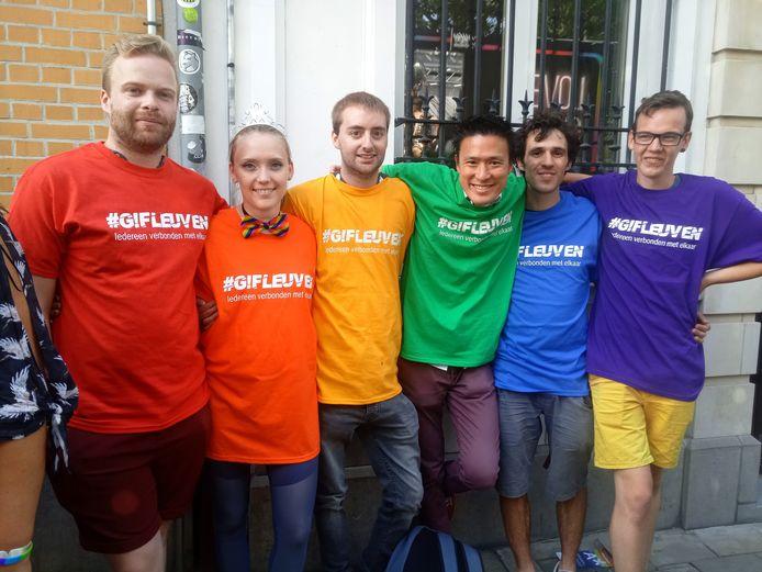 Gays! & Friends moest de plannen voor de campagne bijsturen door de corona-epidemie. De campagne gaat nu enkel digitaal worden gelanceerd.