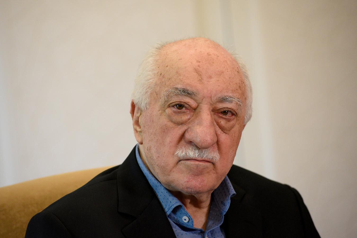 Fethullah Gülen in zijn huis in Pennsylvania, in de VS.