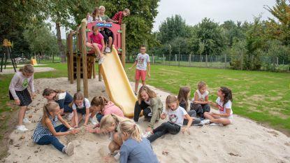 Nieuwe speeltuin voor De Kleine Reus