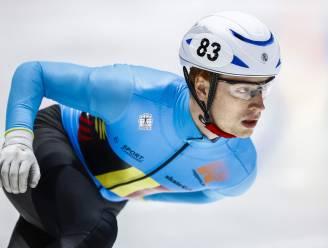 """Rino Vanhooren na zijn eerste WK Shorttrack: """"Ik zit zo dicht bij wereldtop dat het mij wel doet genieten"""""""