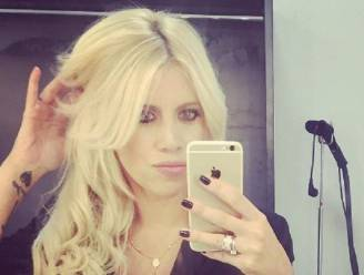 Zorgt deze blondine ervoor dat Messi goalgetter van Inter niet in Argentijnse selectie wil?