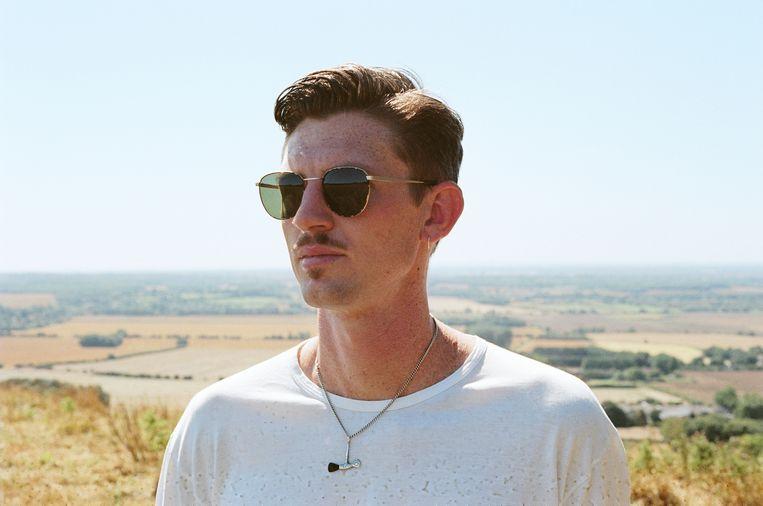 Romare: 'Het intellectuele genot in muziek maken, is connecties blootleggen.' Beeld rv
