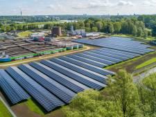 Waterschap wil zonnepanelen tot 2,5 meter hoogte bij waterzuivering Gendt en Dodewaard