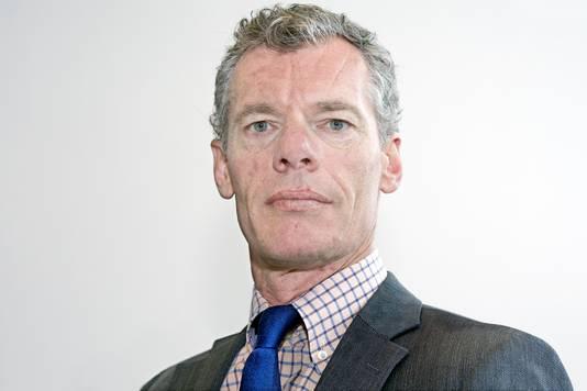 Caspar Hermans van de Taskforce Brabant Zeeland.