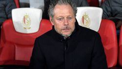 Standard snakt naar winterstop: blessures en schorsingen bezorgen Preud'homme veel puzzelwerk tegen Anderlecht