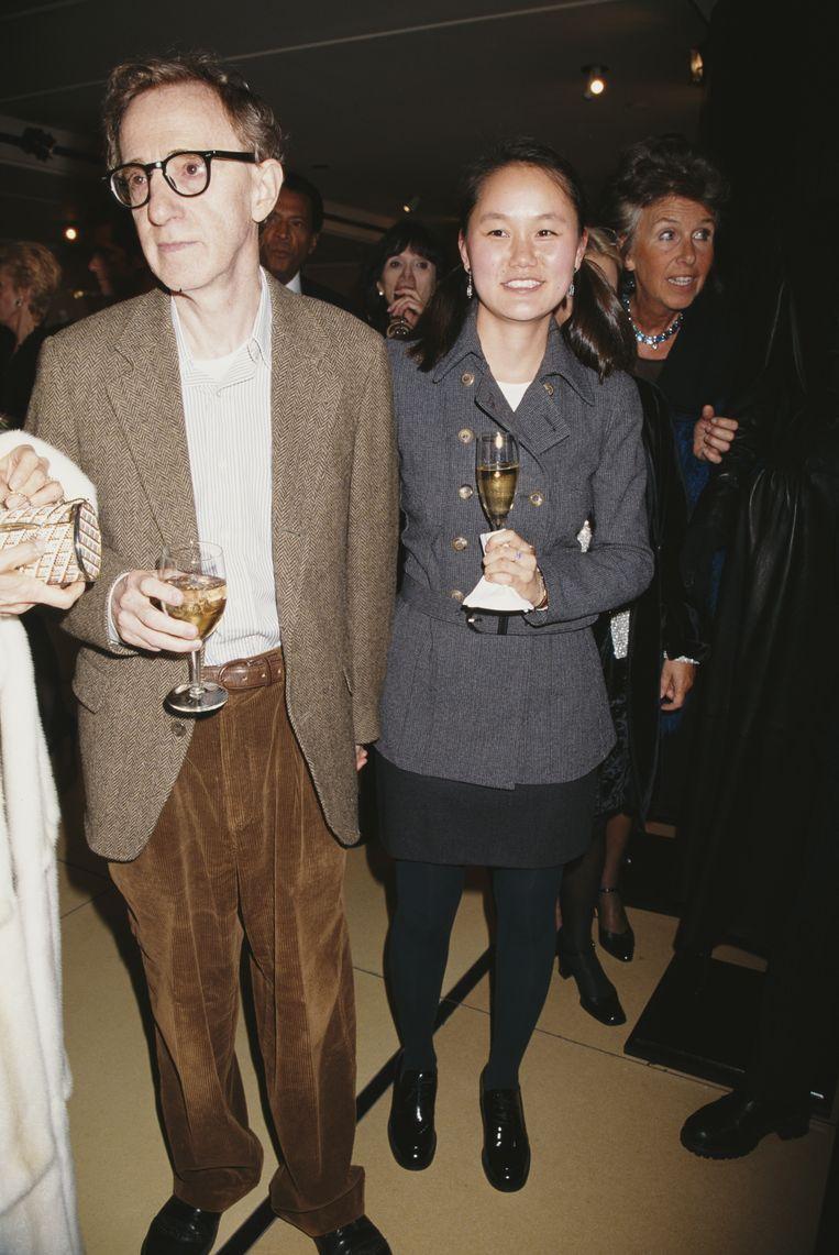 Woody Allen.  Beeld Getty Images