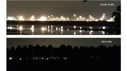 'Superdijk' als buffer voor de Waaslandhaven in Verrebroek en Kieldrecht