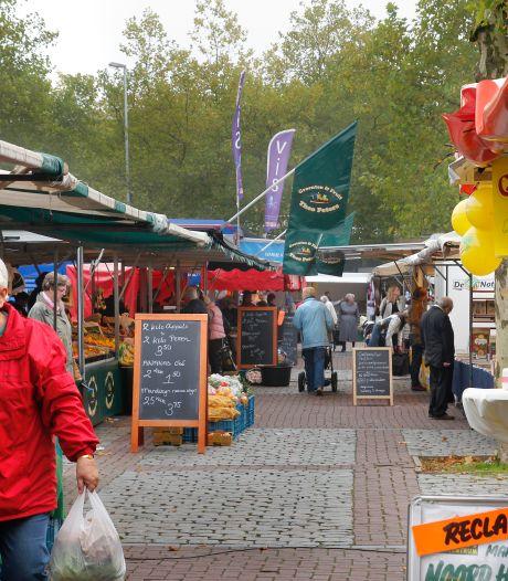 Markten in Renkum en Oosterbeek moeten gezelliger worden, marktlui willen beheer in eigen handen