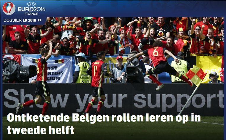 Algemeen Dagblad. Beeld kos