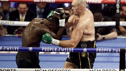 Fury klopt Wilder met technische knock-out en is de nieuwe WBC-wereldkampioen bij de zwaargewichten