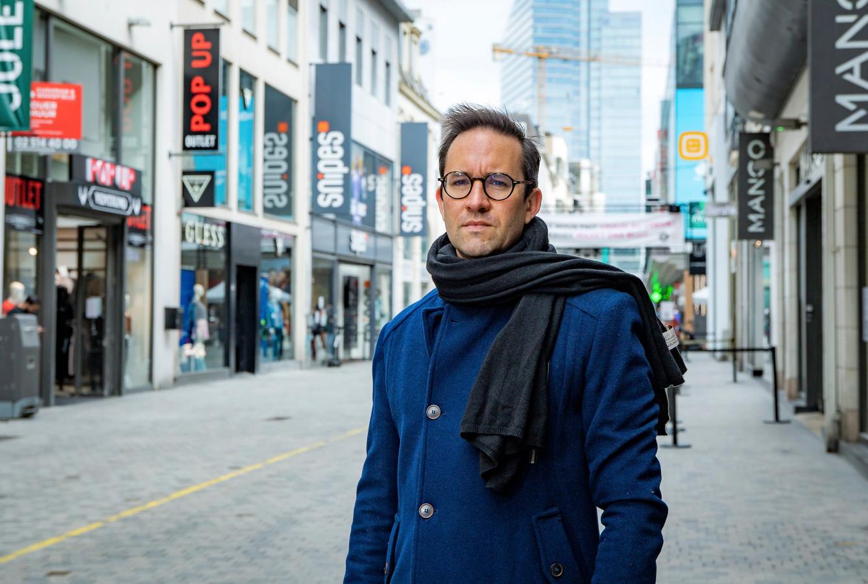 Pierre-Alexandre Billiet is naast professor retailmanagement ook ceo van retailplatform Gondola. Hij onderzocht ons consumentengedrag tijdens de coronacrisis.