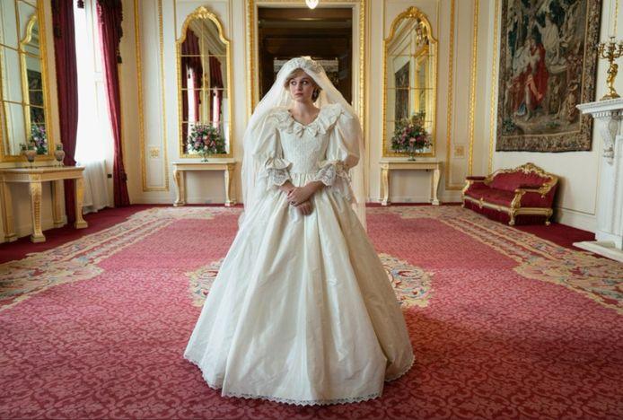 """La jeune actrice de 24 ans Emma Corrin interprètera le rôle de la princesse Diana dans la saison 4 de """"The Crown""""."""