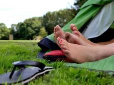 'Mamma nu kan ik ook zeggen dat ik op vakantie ben geweest': de minimacamping is open en een groot succes