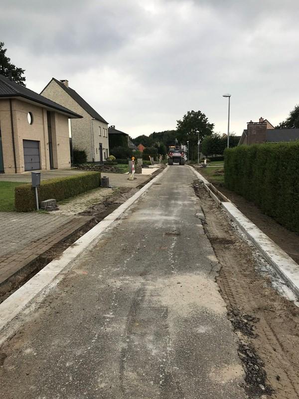 Enkele straten krijgen nieuwe asfalt.