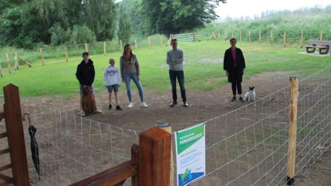 Hondenweide op Wandel op de Mandel geopend