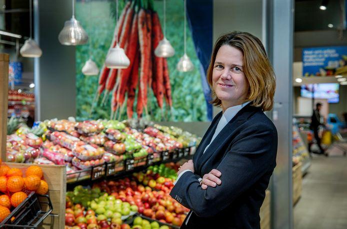 Marit van Egmond, CEO van Albert Heijn.