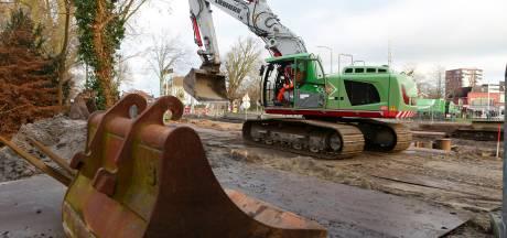 Nog meer verkeershinder in Woerden: 'Als het maar niet zo'n ellende wordt als met de Oostdam'