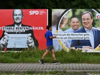 Duitse sociaaldemocraten steken CDU/CSU voorbij in peiling