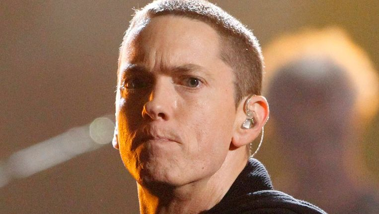 Eminem. Beeld REUTERS