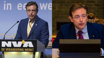 Lijsttrekker Bart De Wever moet brief sturen naar burgemeester Bart De Wever om kiezerslijst te vragen