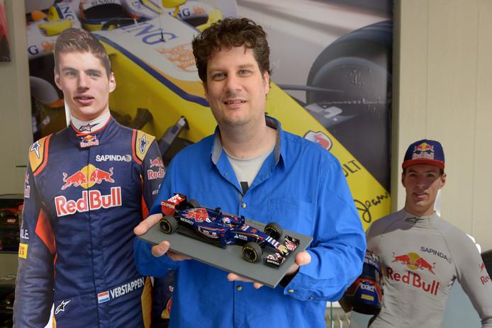 Danny de Heer vaart wel bij de successen van Max Verstappen.