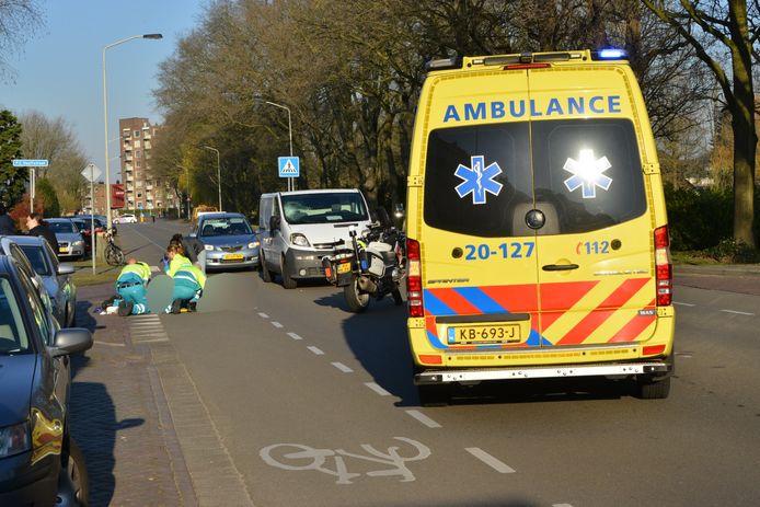 Een man is overleden aan de gevolgen van een aanrijding donderdagochtend.