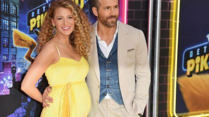 Blake Lively en Ryan Reynolds verwelkomen derde kind