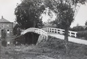 De brug in vroeger tijden.