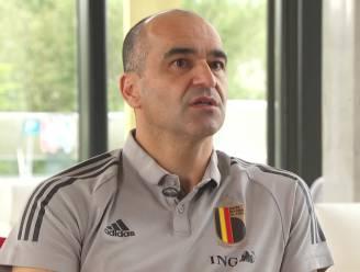 """Roberto Martínez: """"We zullen de beste Eden Hazard zien op het EK"""""""