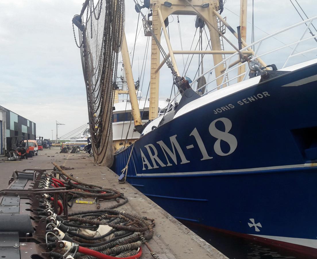 Eind mei moesten de eerste Zeeuwse vissers stoppen met de pulstechniek